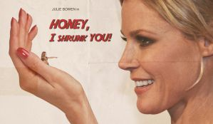 Julie Bowen - Honey I Shrunk You by vonAbend