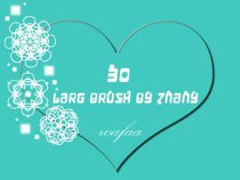 30 larg brush by 7nany