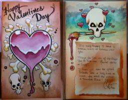 Shelley's Valentine by catbones