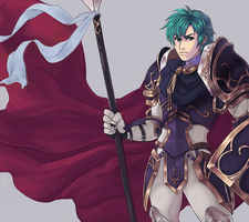 Commission - Ephraim by nayuun