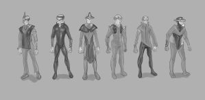 Interlopers character concept by 08yo8387
