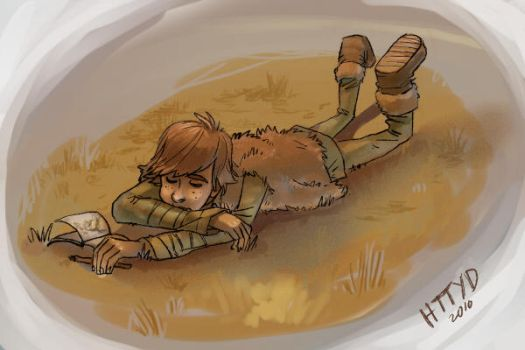 Hiccup by tribute27
