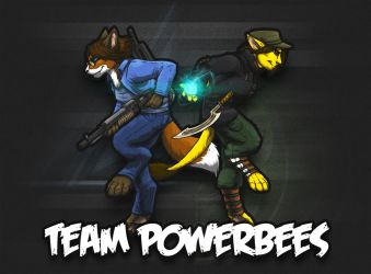 The Secret World - Team 'Powerbees' by 13blackdragons