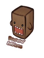 Texto png Domo Editions by LuuciEditions