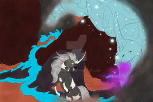 PKMN: The Crystal Caverns by ToxicCreed