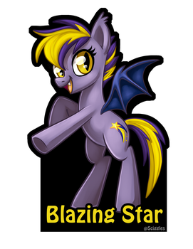 MLP: Bat Pony Template by Sciggles