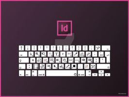 Indesign Keyboard Shortcuts AZERTY by ensombrecer