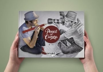 Pencil Vs Camera BOOK by BenHeine