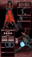 {CE-RE} Omid Demir and Naveed \ Roshan by CyBear-RedPanda
