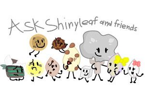 Ask Shinyleaf and friends by xXShinyLeafXx