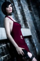 Ada Wong Cosplay by AllyAuer
