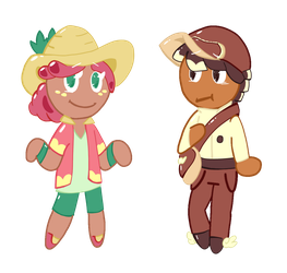 COOKIE CHILDREN by Flamebearrel
