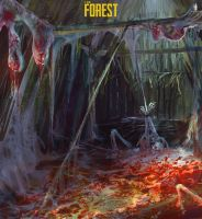 The Forest concept by DartGarry