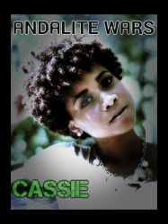 Andalite Wars Cassie Cover by SoulRaider116