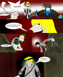 GallowGlass chapter 4 page 28 by MethusulaComics