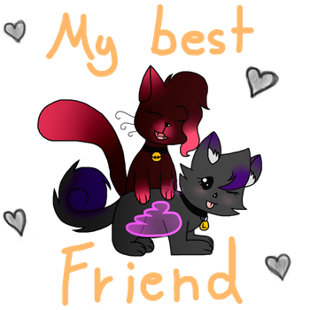 My Best Friend {Valentine's Day gift} by CharaDreamers