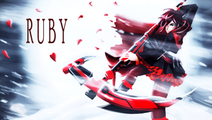 Ruby Rose by ARSONicARTZ