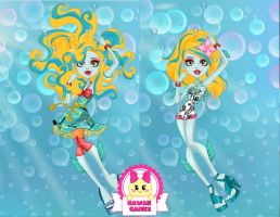 Picture Day Lagoona Blue Dress Up by heglys