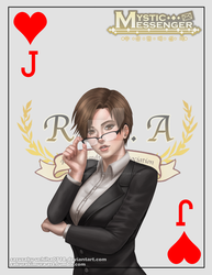 Jack of Hearts Jaehee by sasusaku-uchiha0718