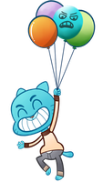 Gumball Watterson by Renz1521