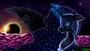 Eclipse by EmeraldParrot