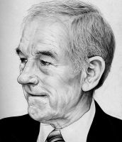Who is Ron Paul by -Wedge- by Wedgewenis