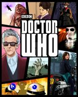 Doctor Who Series IX by RabidDog008