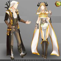 [Closed]Adoptable Outfit (Fantasy3_4) by Anneysa
