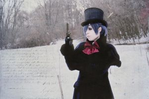 Ciel Phantomhive: Noble by MilordCiel
