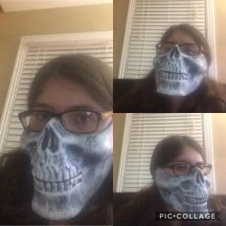 My jaw mask by That-Last-Guardian
