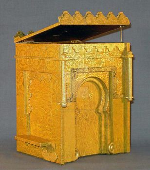 Moroccan Temple Box by archaetypes