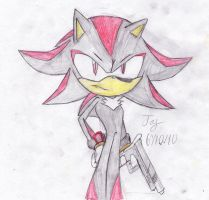 shadow with gun by shadicover90000