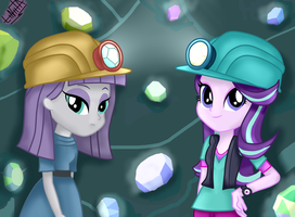 Rock Solid Friendship S7 Ep 4 -Starlight and Maud by liniitadash23