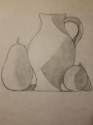 Still Life Practice by Sapphire1X7