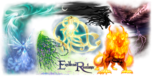 Endless Realms - Pure Spirits by jocarra