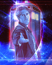 Doctor Who - Paul Mcgann by Kachumi
