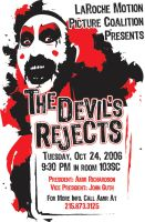 devils rejects poster by shane613