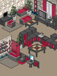 Oriental Room by gness