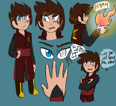 Kai Reference by Ninjagoavatar