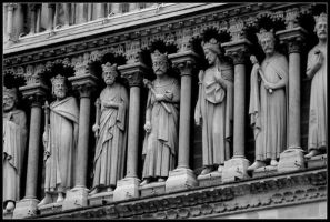 The Eyes of Notre Dame by AltecApollyon