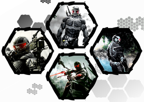 Crysis 3 by WE4PONX