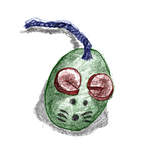 [D66] A Pebble Stone Mouse by RetSamys