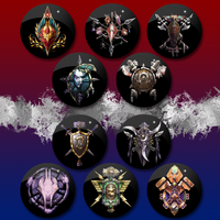 WoW Icons by JoshuaGraphic