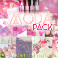 Moda Pack by mileyscupcake