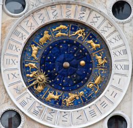 San Marco Clock by Shifter6