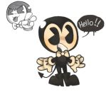 Lil Bendy by 00TheInkJester00