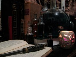 Potions 4 by hever-stock