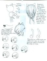 How To Draw Sonic 3 by CaribbeanPulse