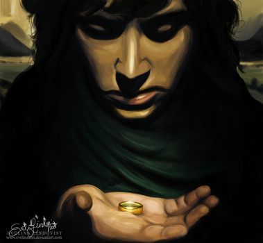 Frodo by EvelinaLindqvist