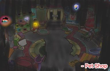 The Pet Shop After the shutdown by PartyTyme3000